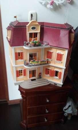 Casa victoriana Playmobil