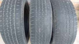 Cubiertas para Duster 215-65-r16 Bridgestone Dueler