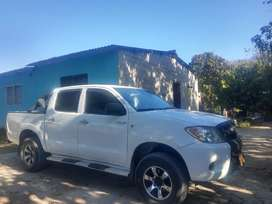Toyota Hilux Vigo Diesel 4x4 - 2.5