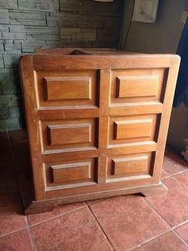Mueble para Pc de Algarrobo