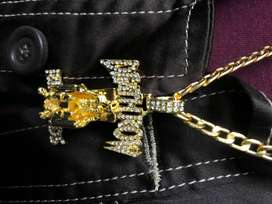 Bling bling death row acero
