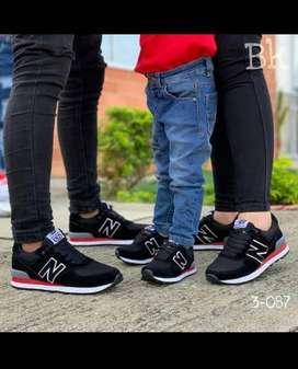 Zapatos deportivos Damas y caballeros