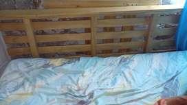 Vendo cama 1 plaza en buen estado