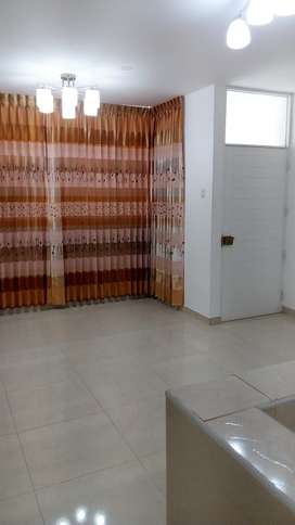 Alquilo Departamentos Urb. Latina 2do y 4to piso