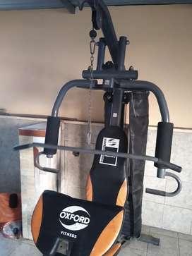 De ocasión máquina de ejercicios