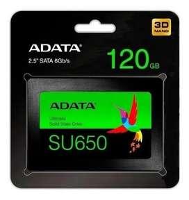 Duro duro solido de 120GB ADATA