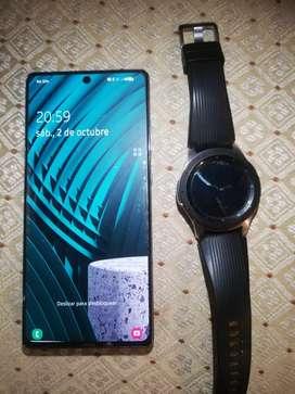 Samsung note 20 + samsung gear