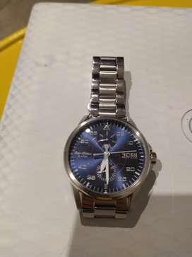 Reloj Hugo Boss acero inoxidable