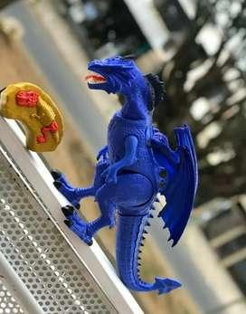 Dinosaurio acontrol remoto