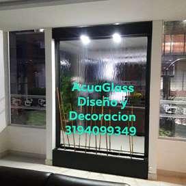 Espejos de agua decoración