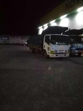 Cambio por otro camión mas grande mínimo de 12 toneladas hasta 15 toneladas