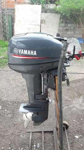 Vendo motor yamaha 15 hp.muy buen estado