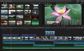 Producción audiovisual / Editor de videos