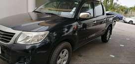 Camioneta Toyota Hilux 2.7 4 Puertas