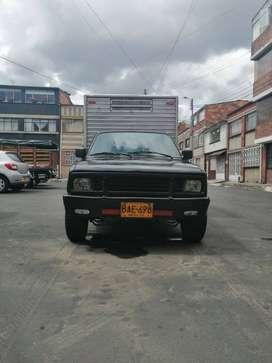 Camioneta Luv Furgon con trabajo opcional