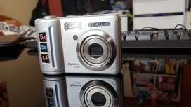 Cámara Samsung digimax s500