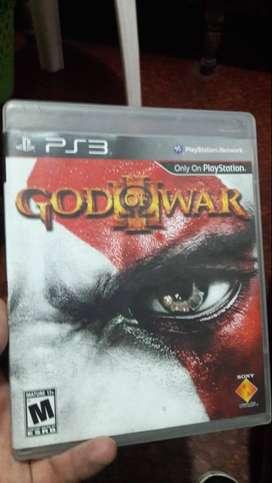 juego ps3 God of War 3