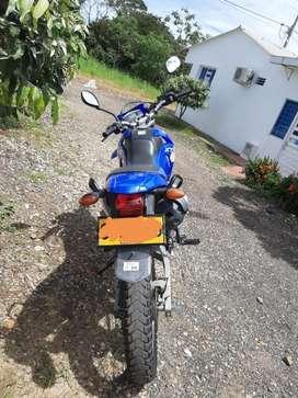 Venta Yamaha Xtz250 Modelo 2014