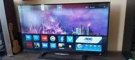 Vendo smart  TV AOC 49 pulgadas