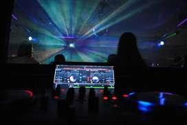 dj sonido e iluminación