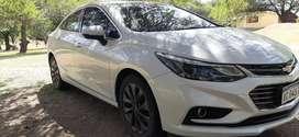 Chevrolet Cruze ltz tope de gama