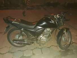 Honda cb125 star