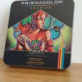 Colores PRISMACOLOR PREMIER x72