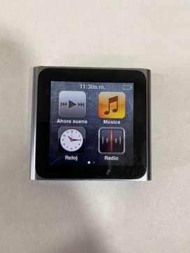 Se vende ipod nano 16gb