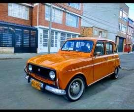 Renault R4 Excelente Estado Muy Cuidado