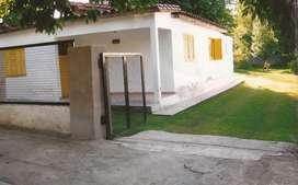 Alquilo Casita zona serrana, a metros de Balneario Los Chorrillos y acceso a Cabalango.