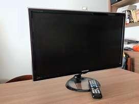 Televisor Samsung Monitor Dtv Led 27 Pulgadas