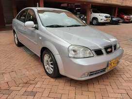 Chevrolet optra 1.8 automático modelo 2005  precio 13500000