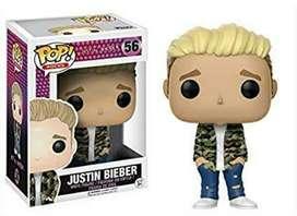 Funko Pop Justin Bieber Cantante
