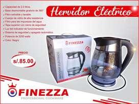 Hervidor Electrico Finezza