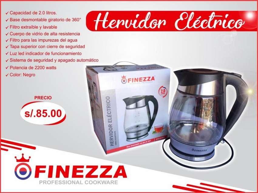 Hervidor Electrico Finezza 0