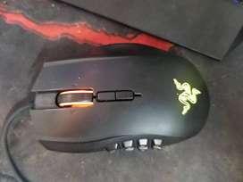 Mouse Razer Naga Chroma 2014