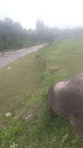 Venta hermoso terreno rio nio