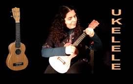 Cursos Acelerados de Guitarra y Ukelele