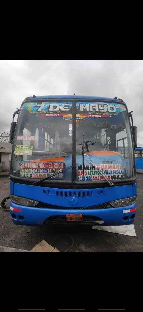 Vendo bus Hino FG modelo 2008 0