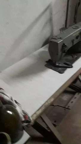 Vendo máquina industria doble arrastre
