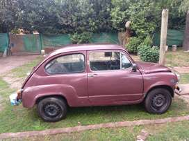 Femdom Fiat 600 md70 titular