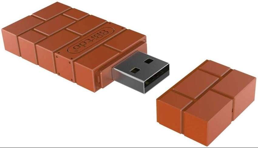 8bitdo Adaptador/ Usb Portátil Inalámbrico Bluetooth 0