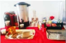 Alquiler De Cafeteras, Termos, Coffee Break, Eventos, Living