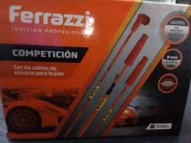 Cables de Bujias Ferrazzi Competicion Toyota 18R HILUX CELICA ETC