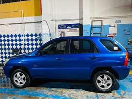 Kia New Sportage, Caja triptonica, 4X4, Modelo y gasolina.2006, campero.