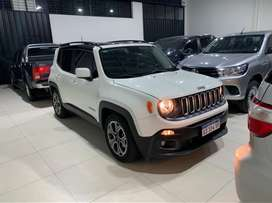 Jeep Renegade Longitude Modelo 2018. Impecable