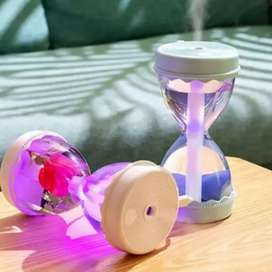 Humificador Diseño Reloj de Arena