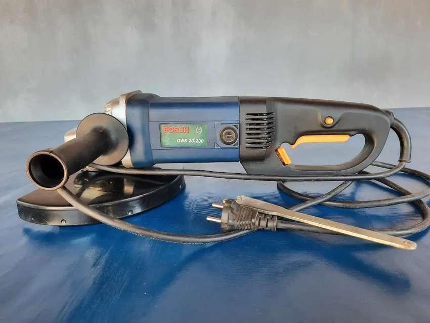 Amoladora Bosch Industrial - Taladro Bosch 16mm 0