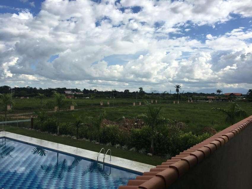 Lote Villavicencio Condominio Andes Reservado Carretera del Amor 0