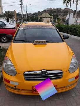 Taxi Hyundai 2011 en venta
